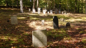First Settlers Cemetery -Carrie Howe Rd Roxbury VT
