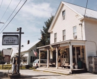 Roxbury Country Store, Roxbury VT. Photo by Lauren DiFillipo, Lauren DeFilippo Design & Photography