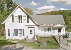 Roxbury VT Post Office