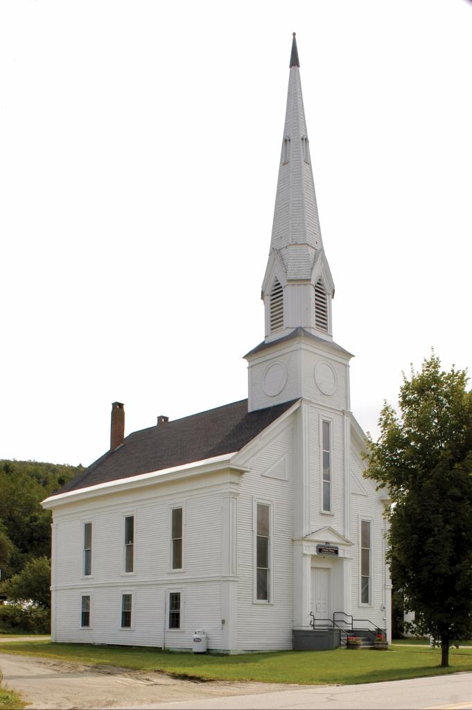 Roxbury Union Congregational Church