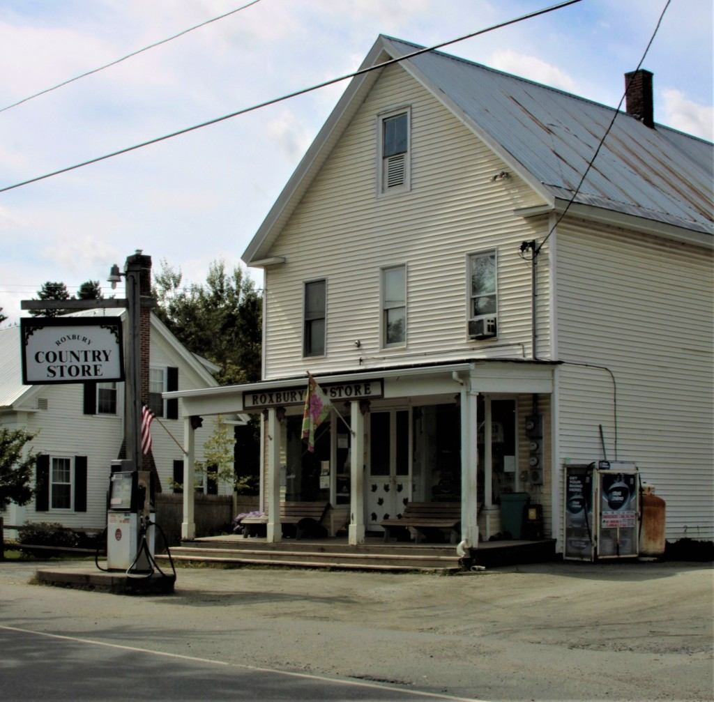 Roxbury Country Store, Roxbury VT.