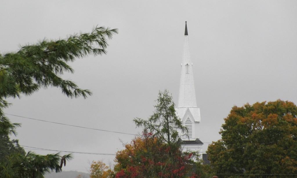 Roxbury Congregational Church.